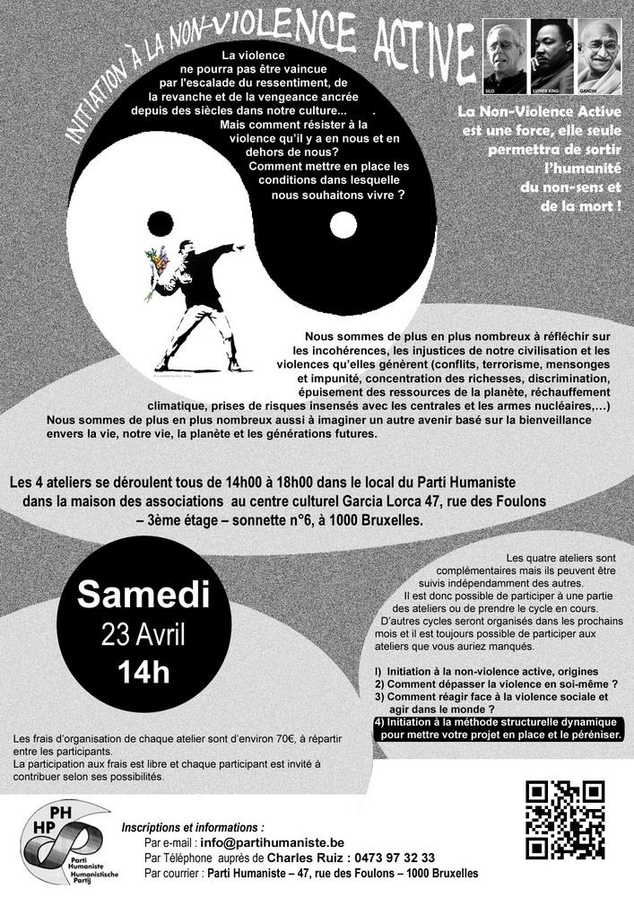 affiche ateliers non-violence 23 avril 2016-1000